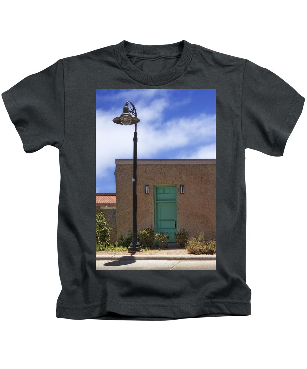 A T And S F Kids T-Shirt featuring the photograph A T And S F Ry 2 by Nikolyn McDonald