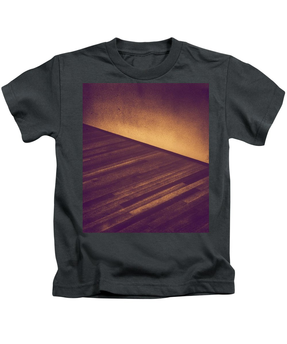 Abstract Kids T-Shirt featuring the photograph Abstract #1 by Paulo Guimaraes