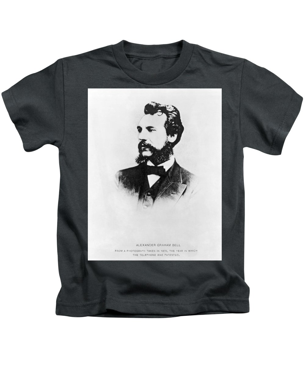 Alexander Graham Bell Kids T Shirts Fine Art America
