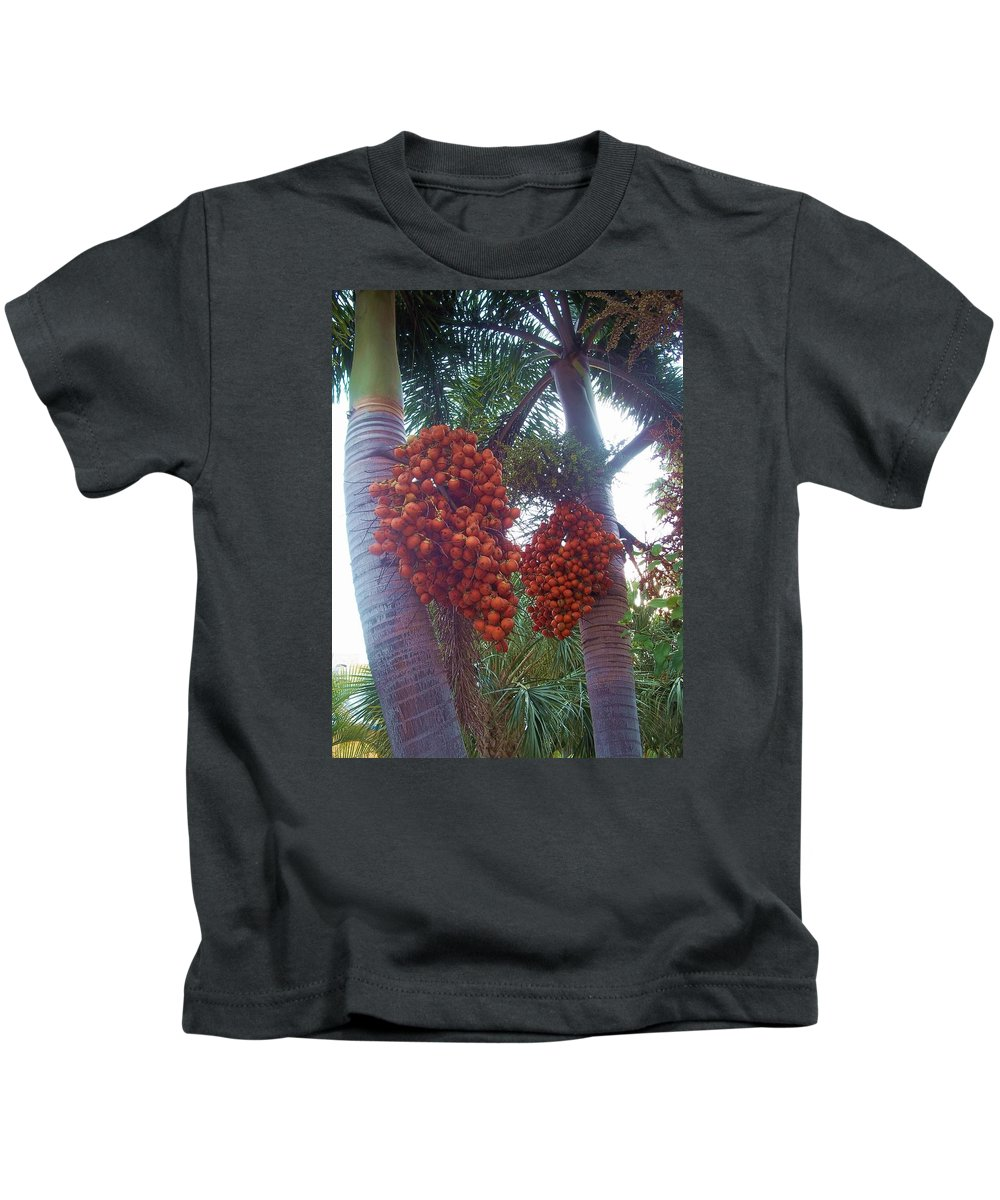 Landscape Kids T-Shirt featuring the photograph Bounty by Betty Compton