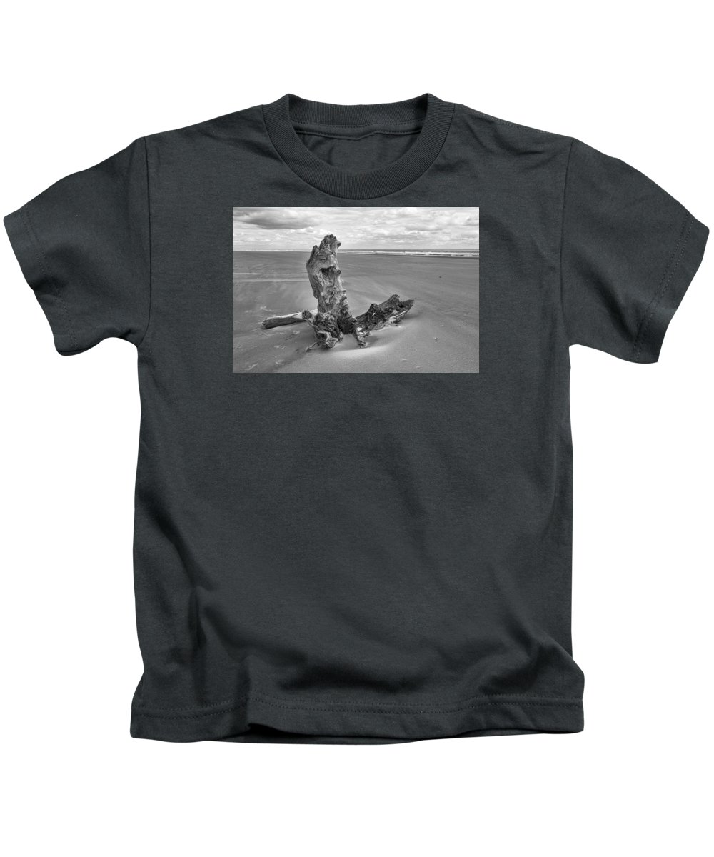 Landscape Kids T-Shirt featuring the photograph Bull Island by Marcia Colelli