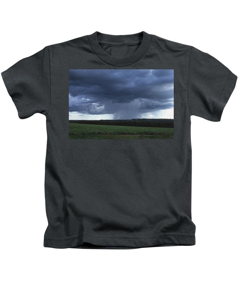 Aroostook County Photographs Kids T-Shirts