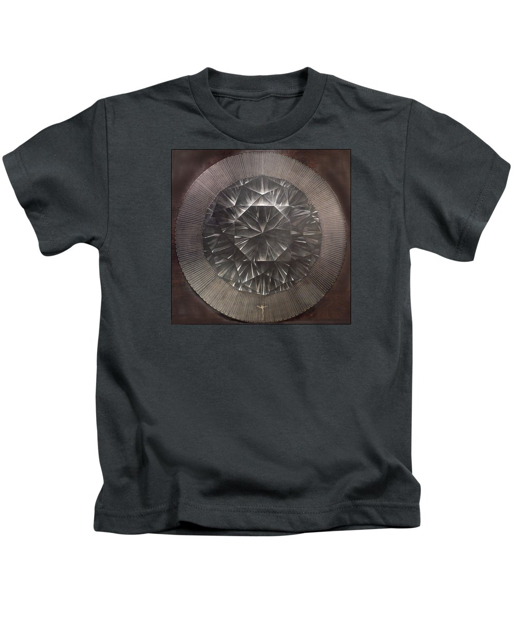 Kids T-Shirt featuring the painting . by James Lanigan Thompson MFA
