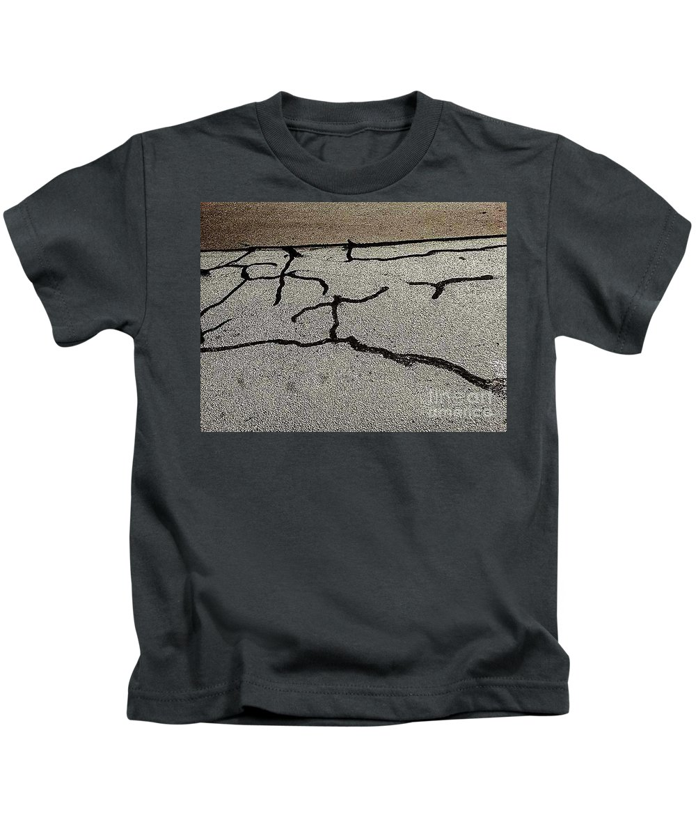Urban Kids T-Shirt featuring the photograph Dream Chaser by Fei A