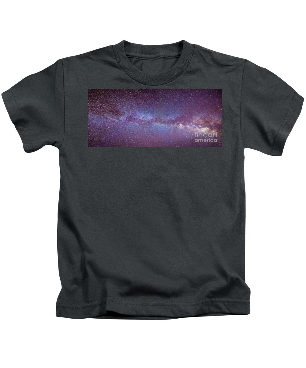 Ever Expanding Kids T-Shirt featuring the photograph Ever Expanding by Michael Ver Sprill