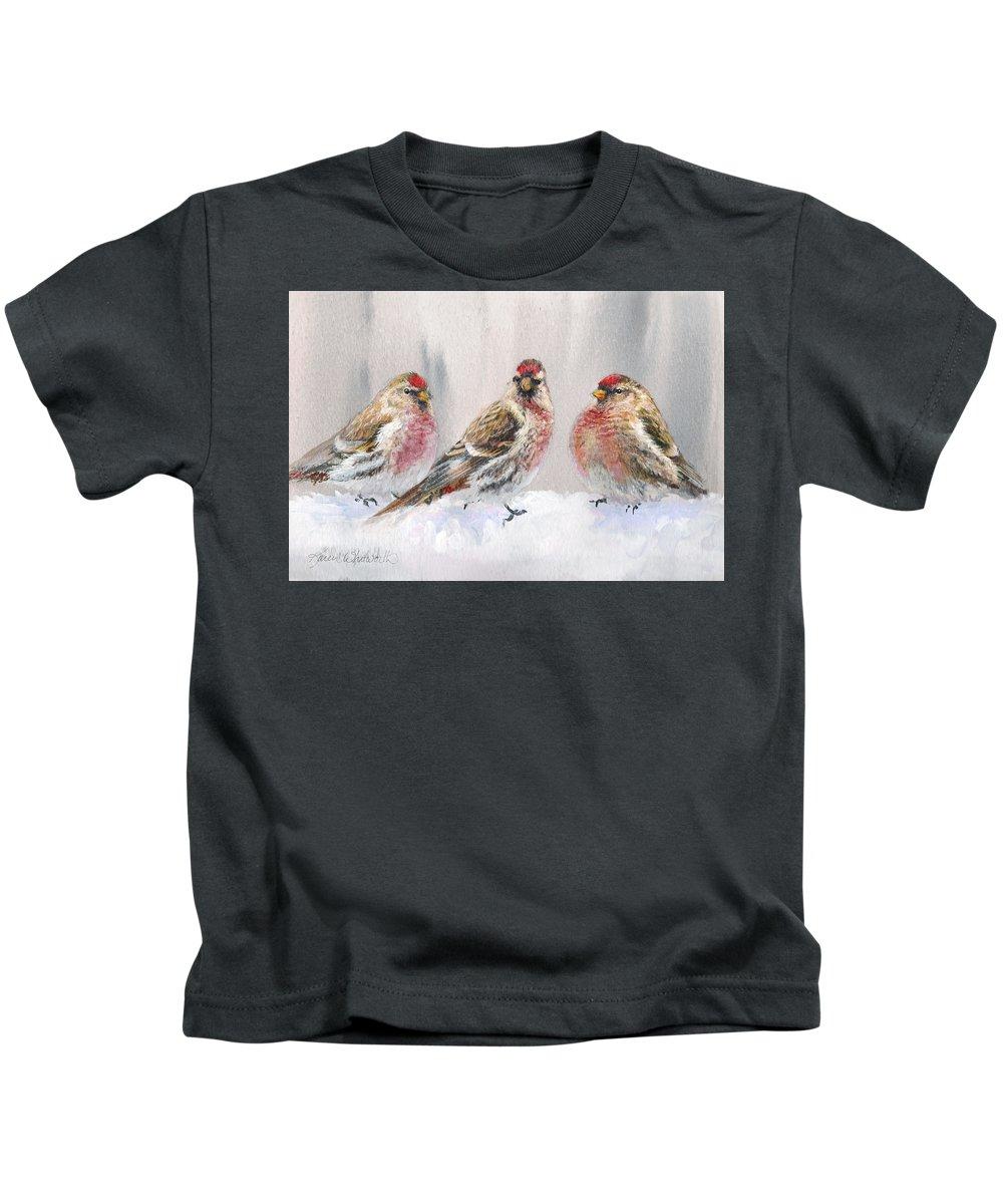 Crossbill Kids T-Shirts