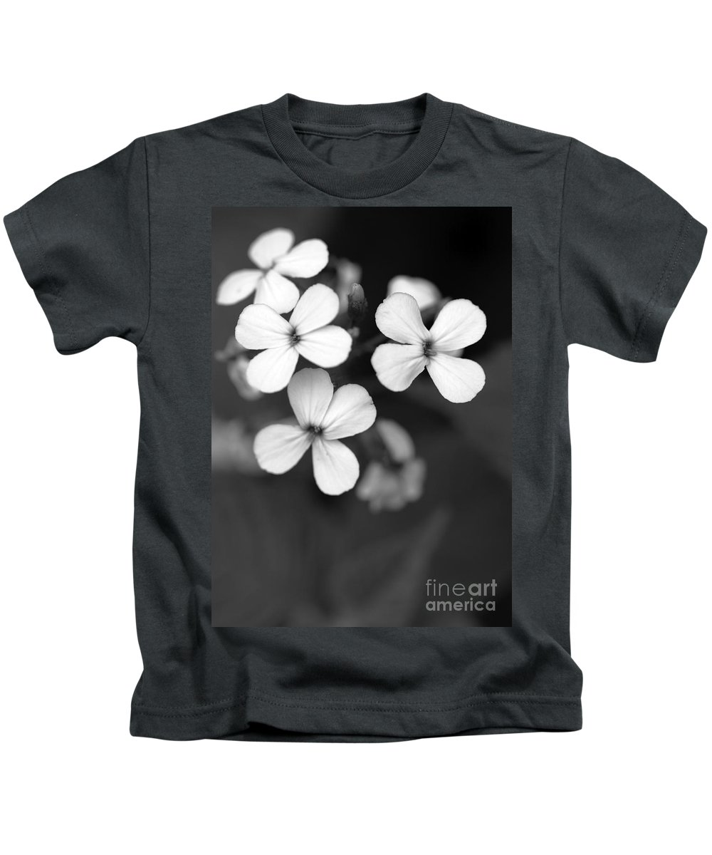 Floral Kids T-Shirt featuring the photograph Family by Amanda Barcon