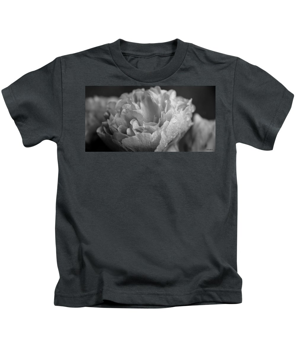 Fulfilled Kids T-Shirt featuring the photograph Fulfilled by Ed Smith