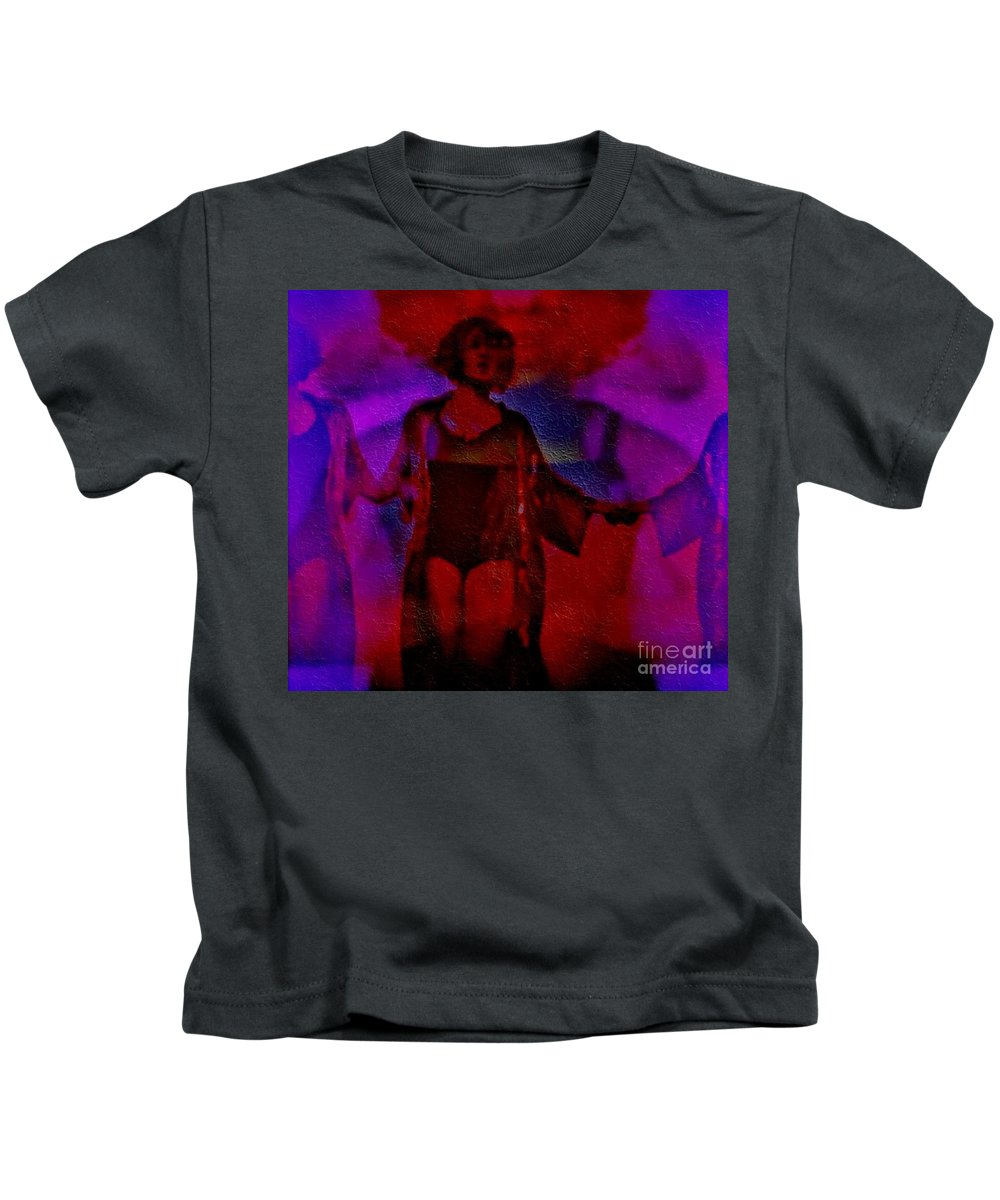 Kids T-Shirt featuring the photograph Hallucinatory by Jessica Shelton