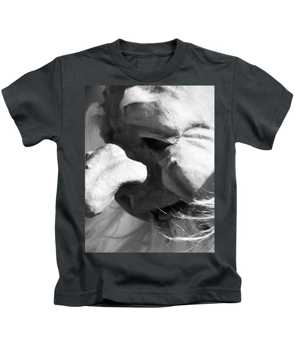 Street Photography Kids T-Shirt featuring the photograph Hdjhh by The Artist Project