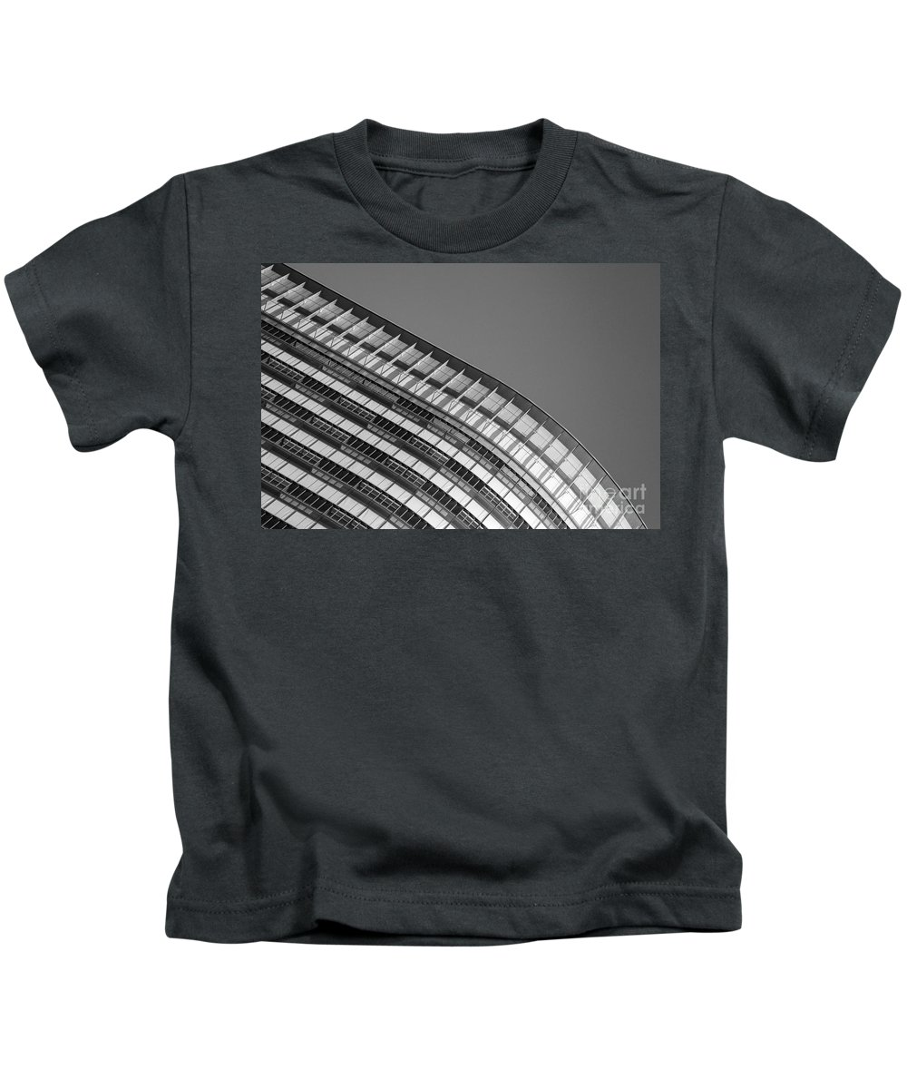 Art Kids T-Shirt featuring the photograph Look To The Sky 18 by Gunnar Orn Arnason