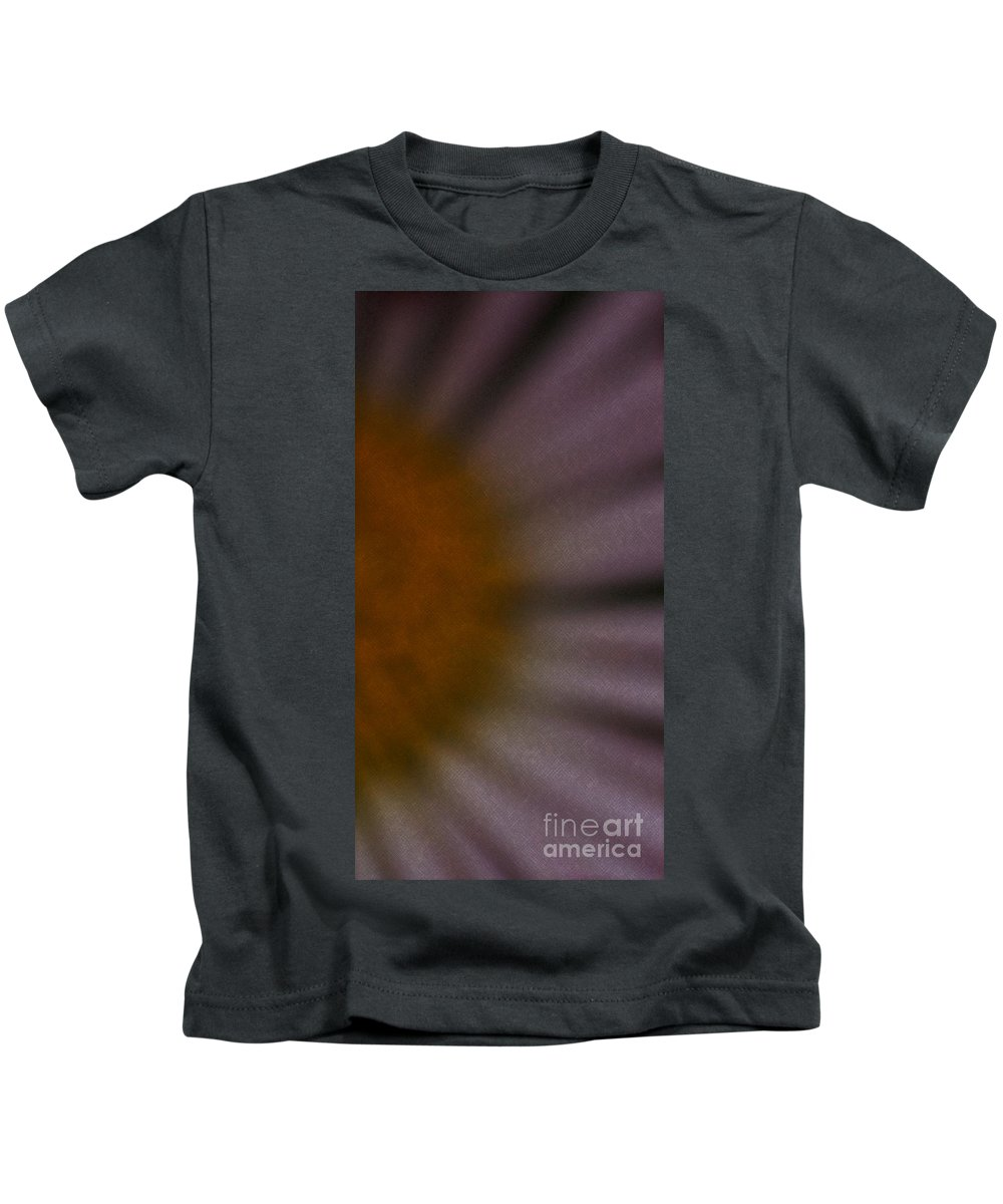 Flower Kids T-Shirt featuring the photograph Obscure by Linda Shafer