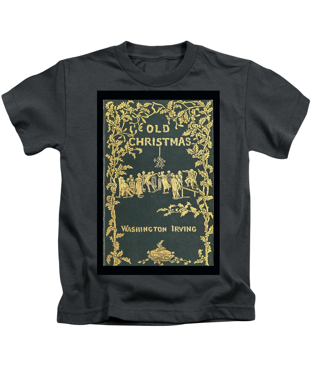 Ancient Kids T-Shirt featuring the photograph Old Christmas by Jack R Perry