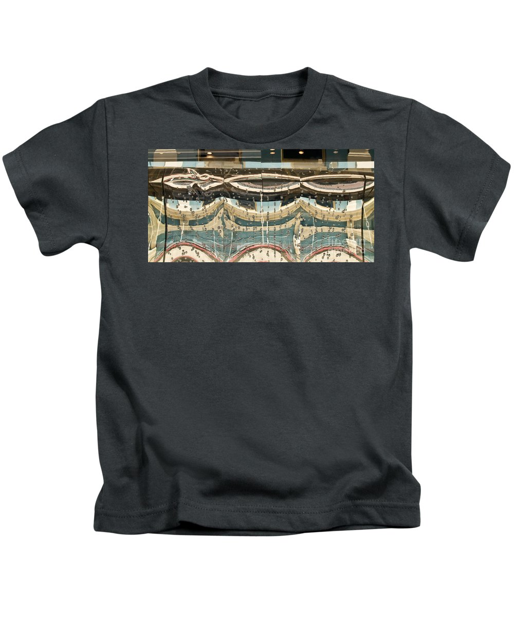 Reflection Kids T-Shirt featuring the photograph Reflections 01 by Rick Piper Photography