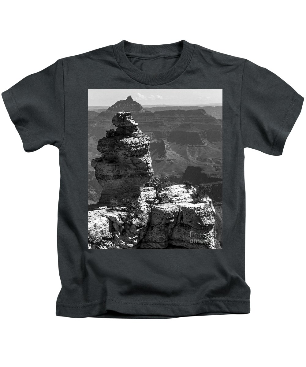 Lovejoy Kids T-Shirt featuring the photograph Relative Perspective by Lovejoy Creations