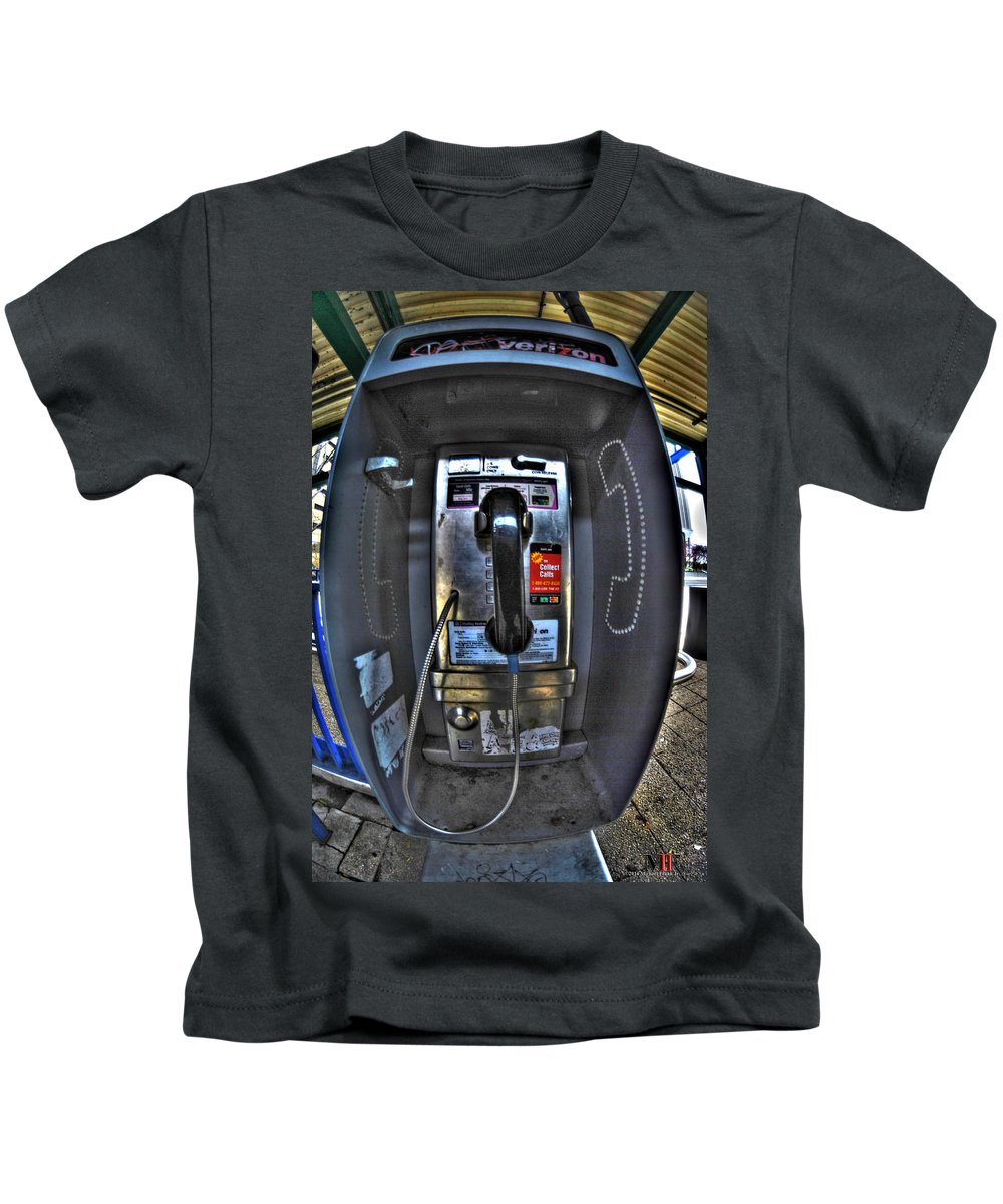 Michael Frank Jr Kids T-Shirt featuring the photograph Remember These by Michael Frank Jr