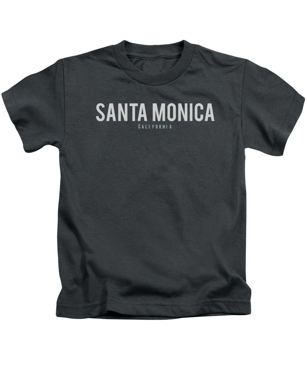 Santa Monica Kids T-Shirts