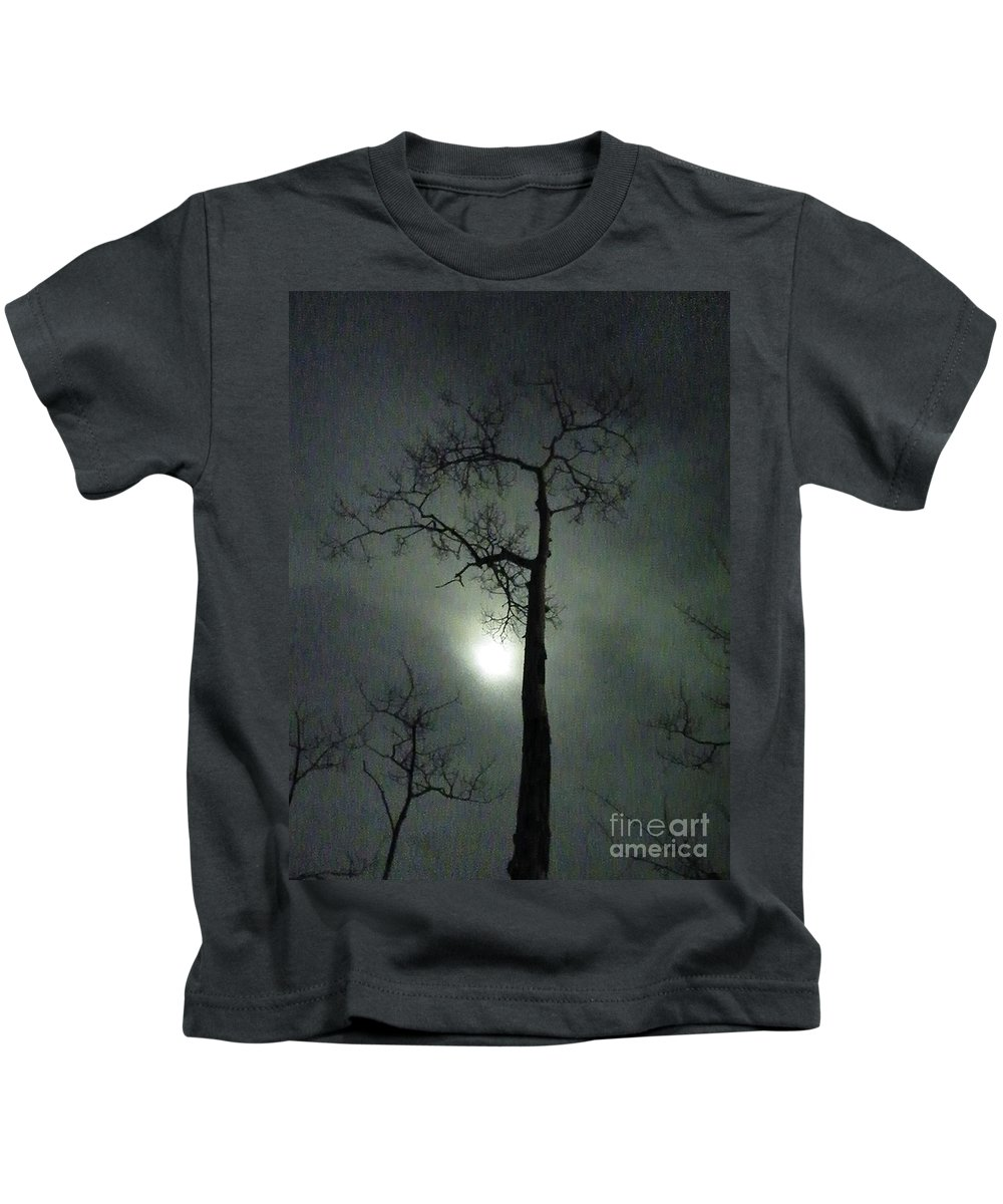 Standing Kids T-Shirt featuring the photograph Standing Tall by Brian Boyle