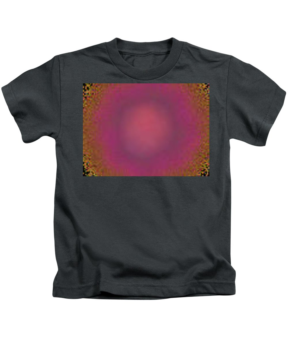 Quilt Kids T-Shirt featuring the painting Swatch 15 by Bruce Nutting