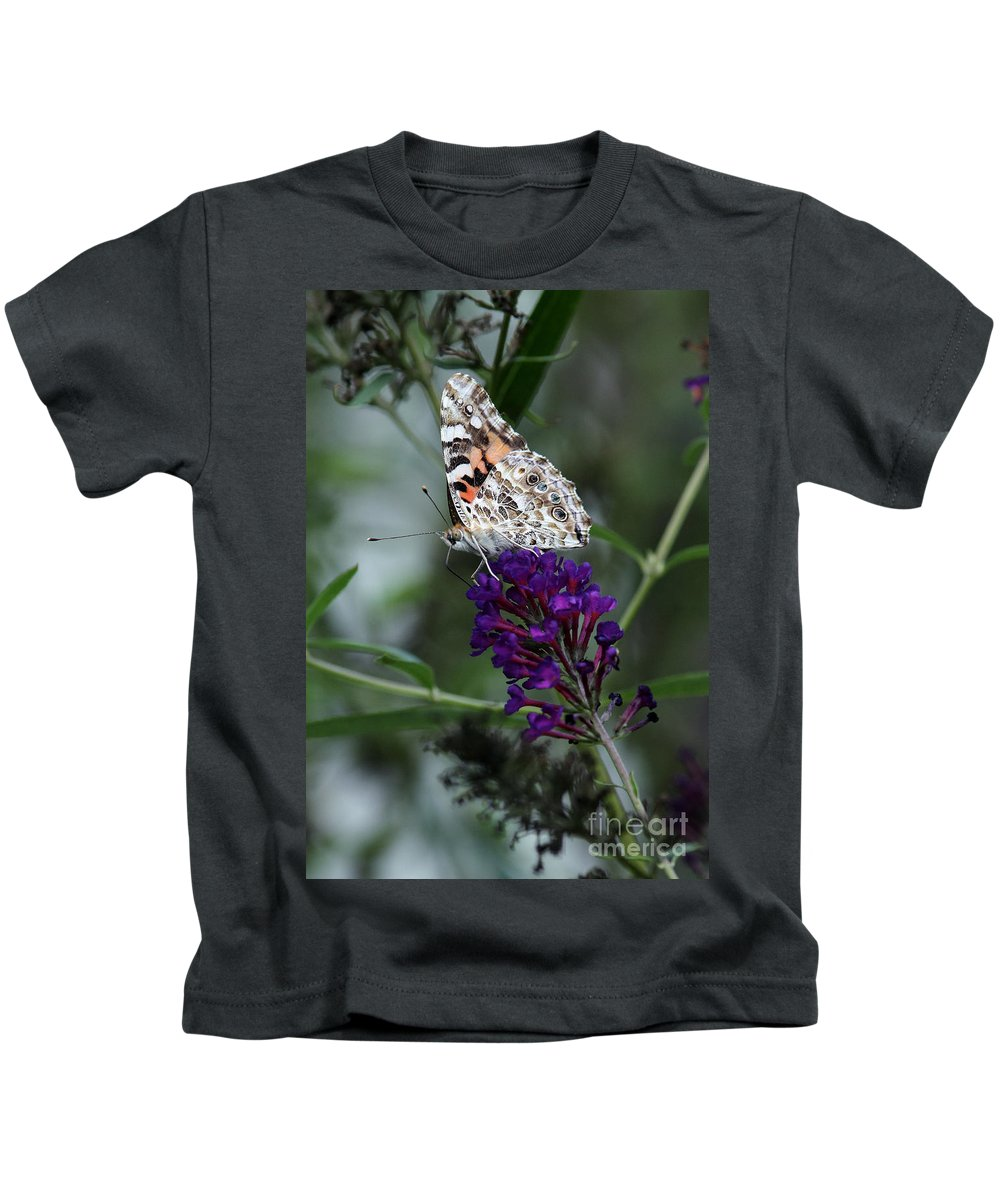 Kids T-Shirt featuring the photograph Sweet Nectar by Douglas Stucky