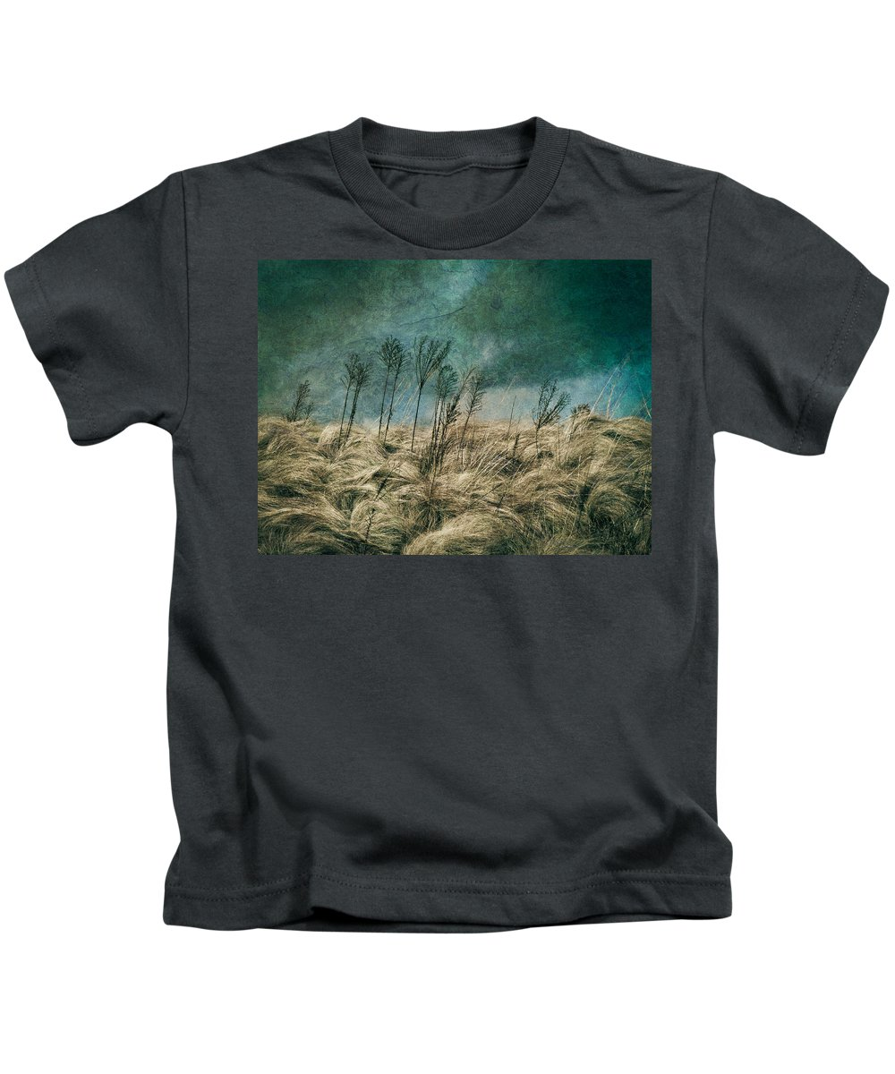Peace Kids T-Shirt featuring the photograph The Calm In The Storm II by Jessica Brawley