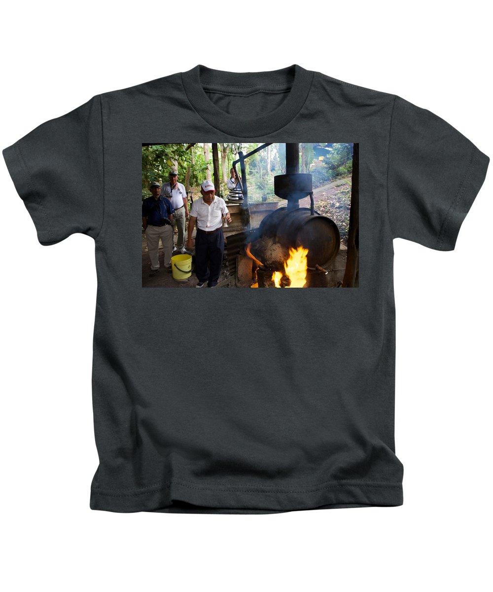 Still Kids T-Shirt featuring the photograph The Still by Allan Morrison