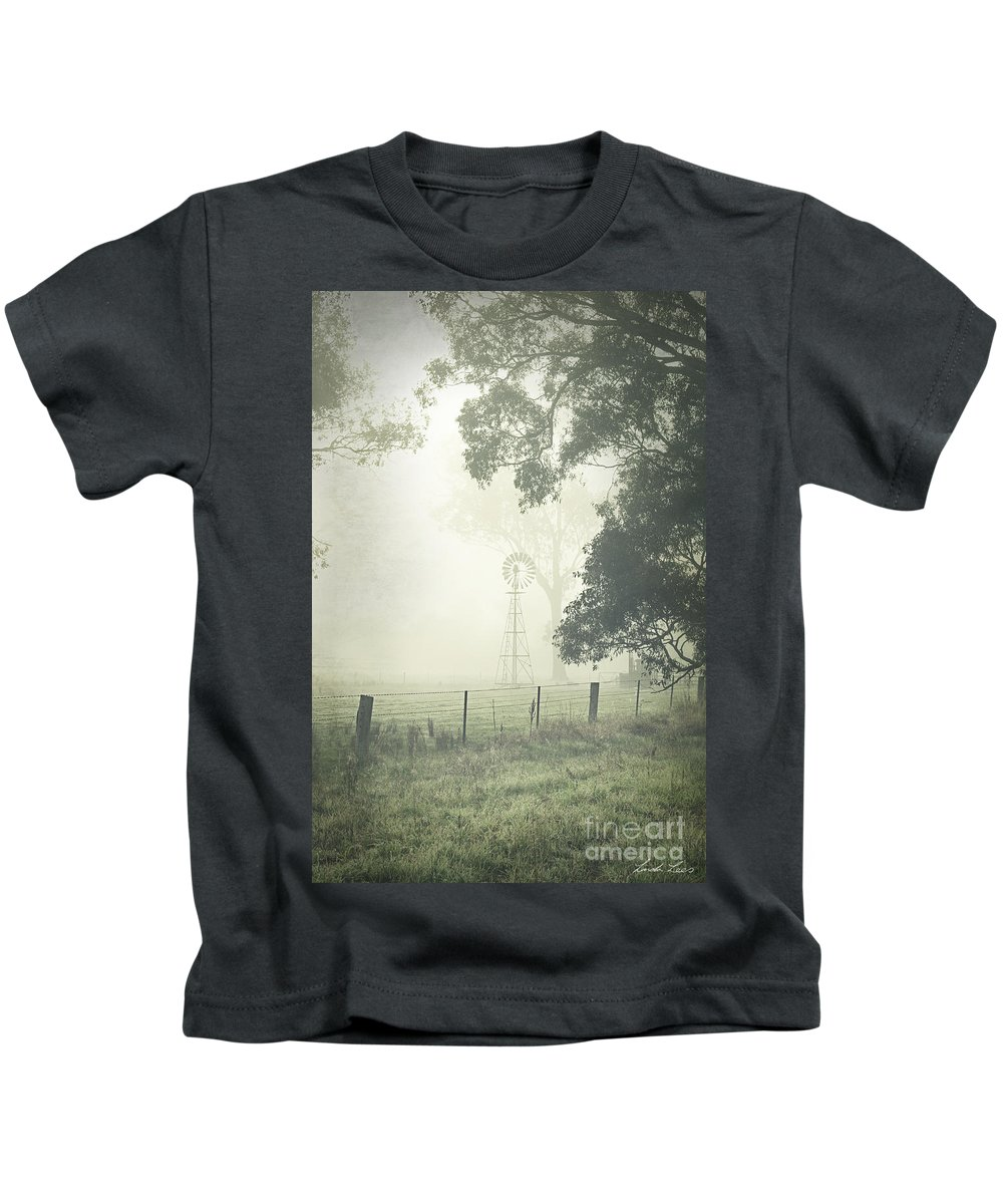 Cold Day Photographs Kids T-Shirts