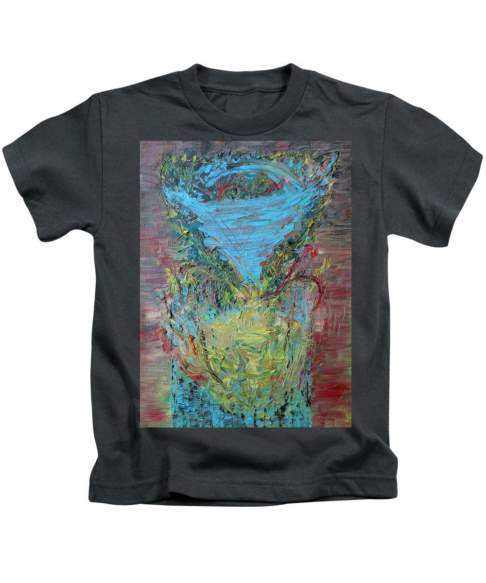 Idol Kids T-Shirt featuring the painting Zelda by Fabrizio Cassetta