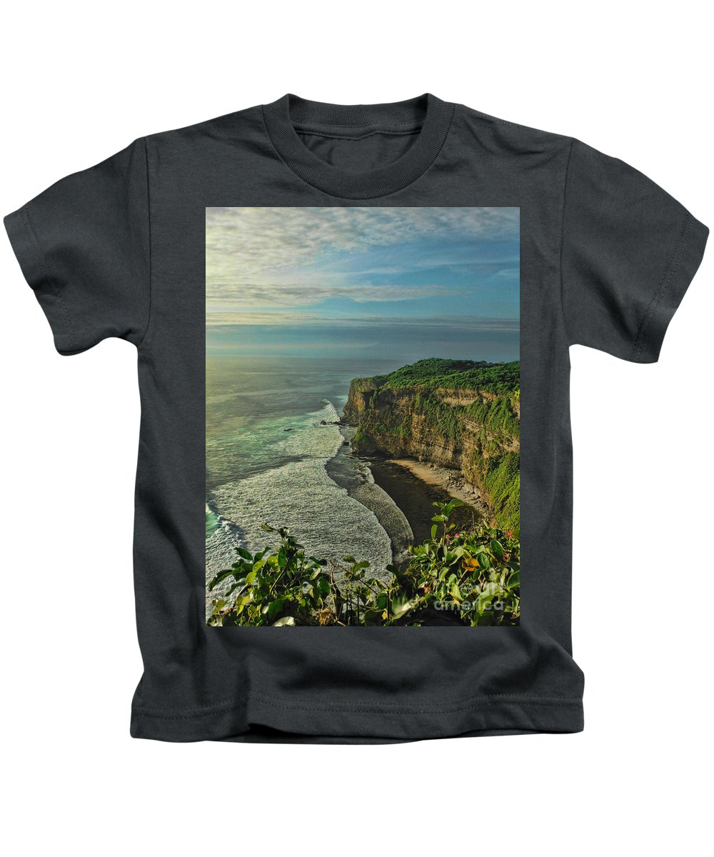 Indonesian Kids T-Shirt featuring the photograph Bali Indonesia by RJ Aguilar