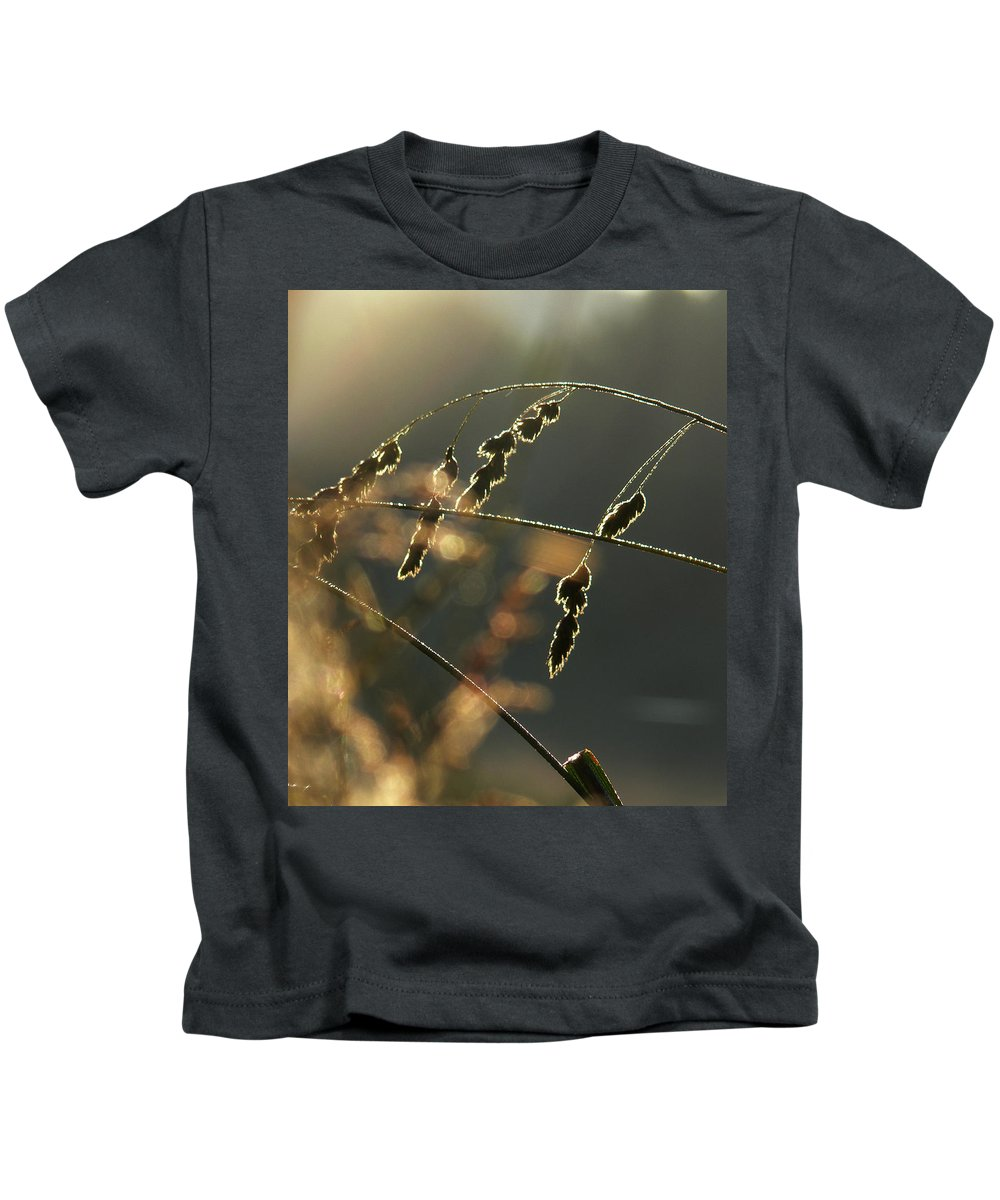 Morning Light Kids T-Shirt featuring the photograph Break Of Dawn by Natalie LaRocque