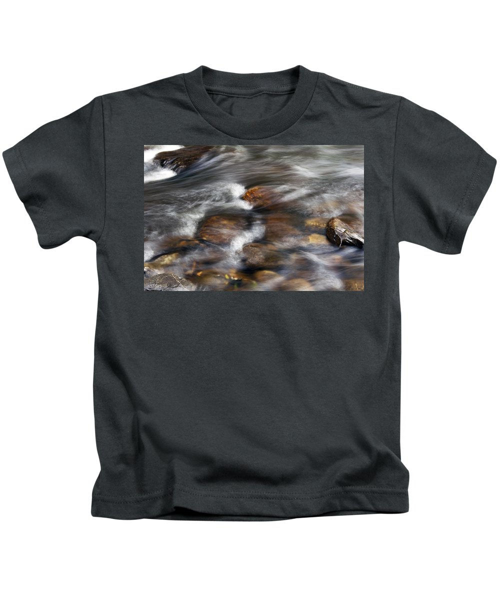 Stone Kids T-Shirt featuring the photograph Ethereal World by Glenn Gordon