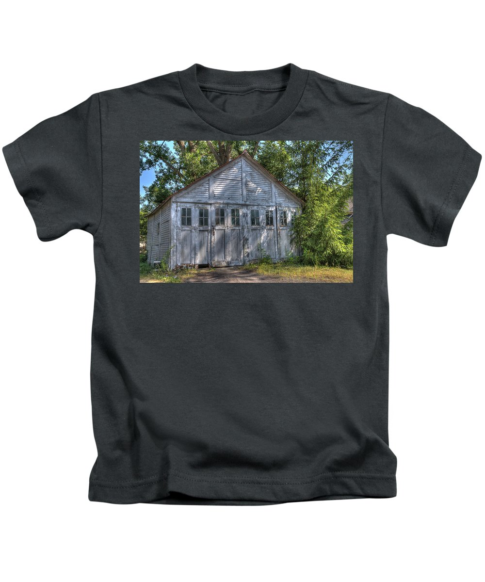 Acrylic Prints Kids T-Shirt featuring the photograph Final Resting Place by John Herzog