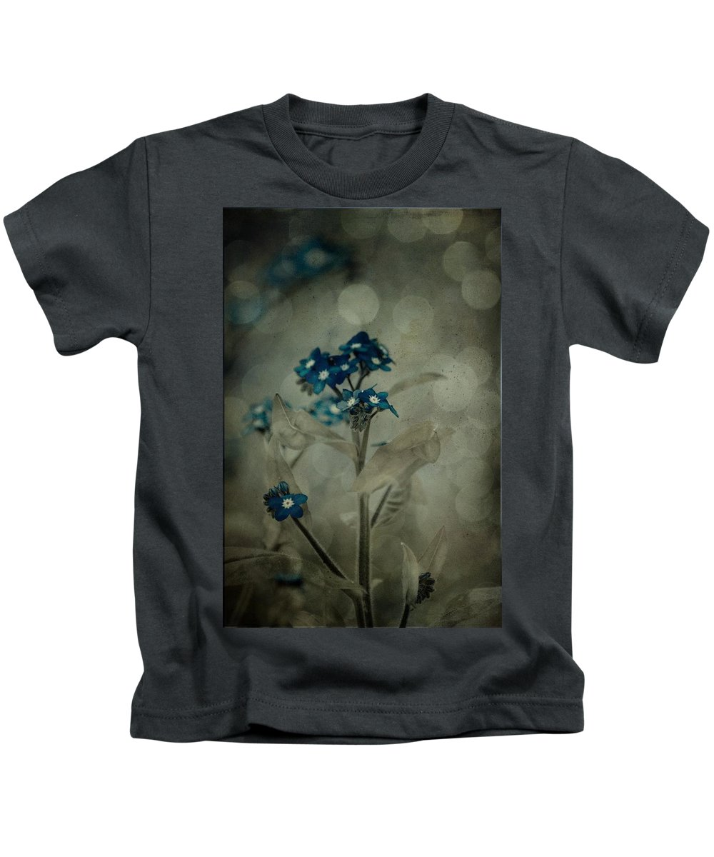 Flower Kids T-Shirt featuring the photograph Full Of Spirit by Trish Tritz