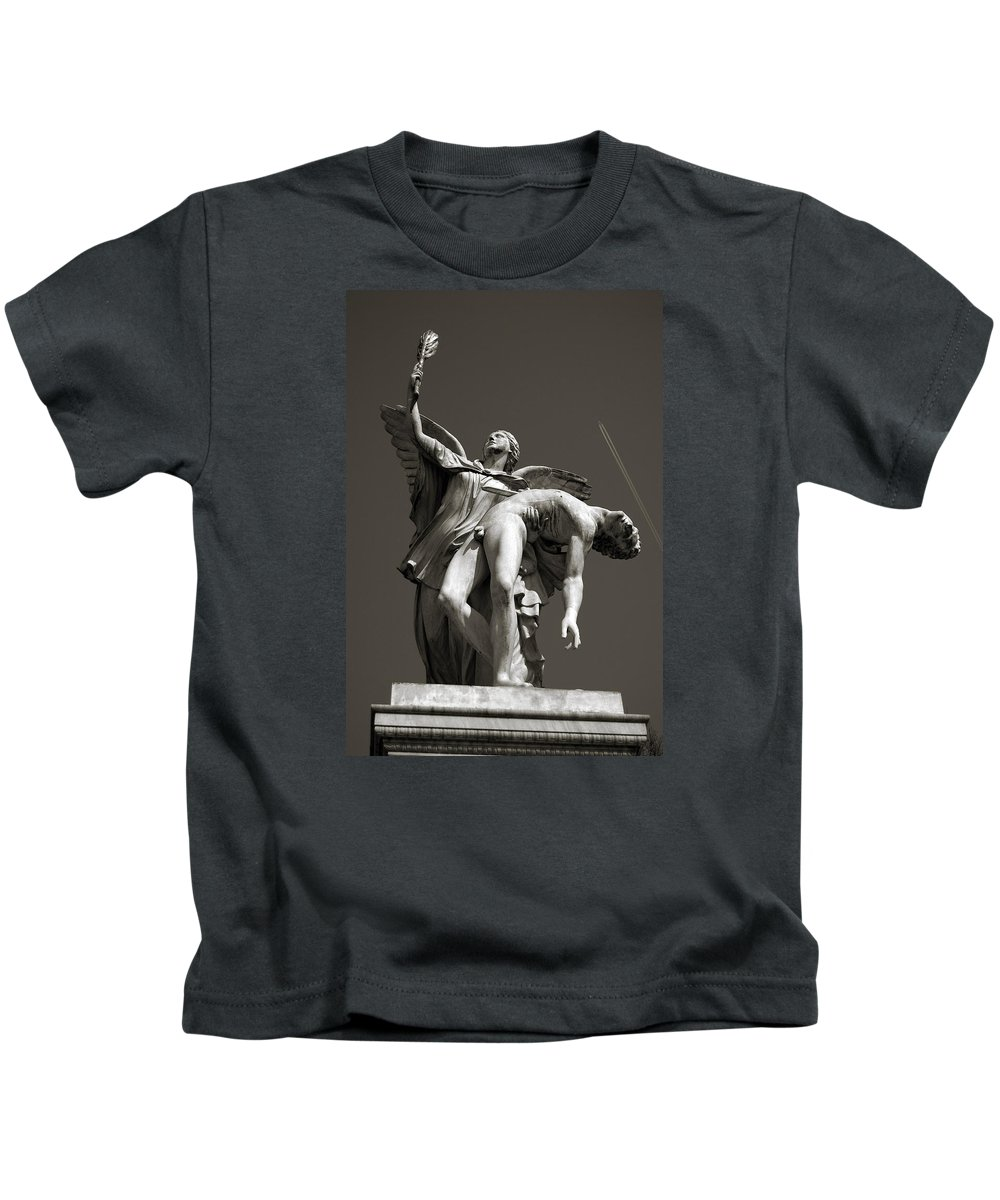 Nike Kids T-Shirt featuring the photograph Nike by RicardMN Photography