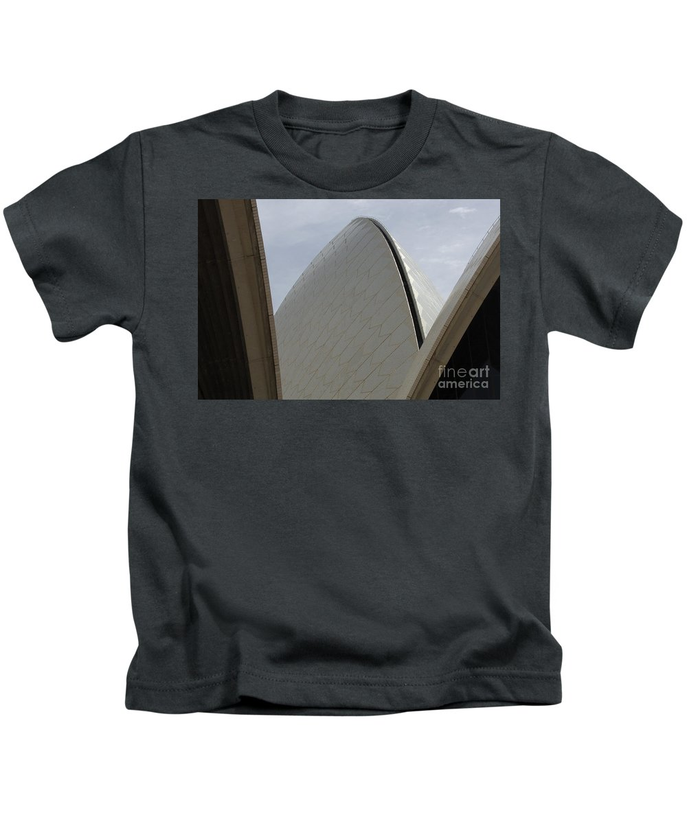 Australia Kids T-Shirt featuring the photograph Sydney Opera House 2 by Bob Christopher