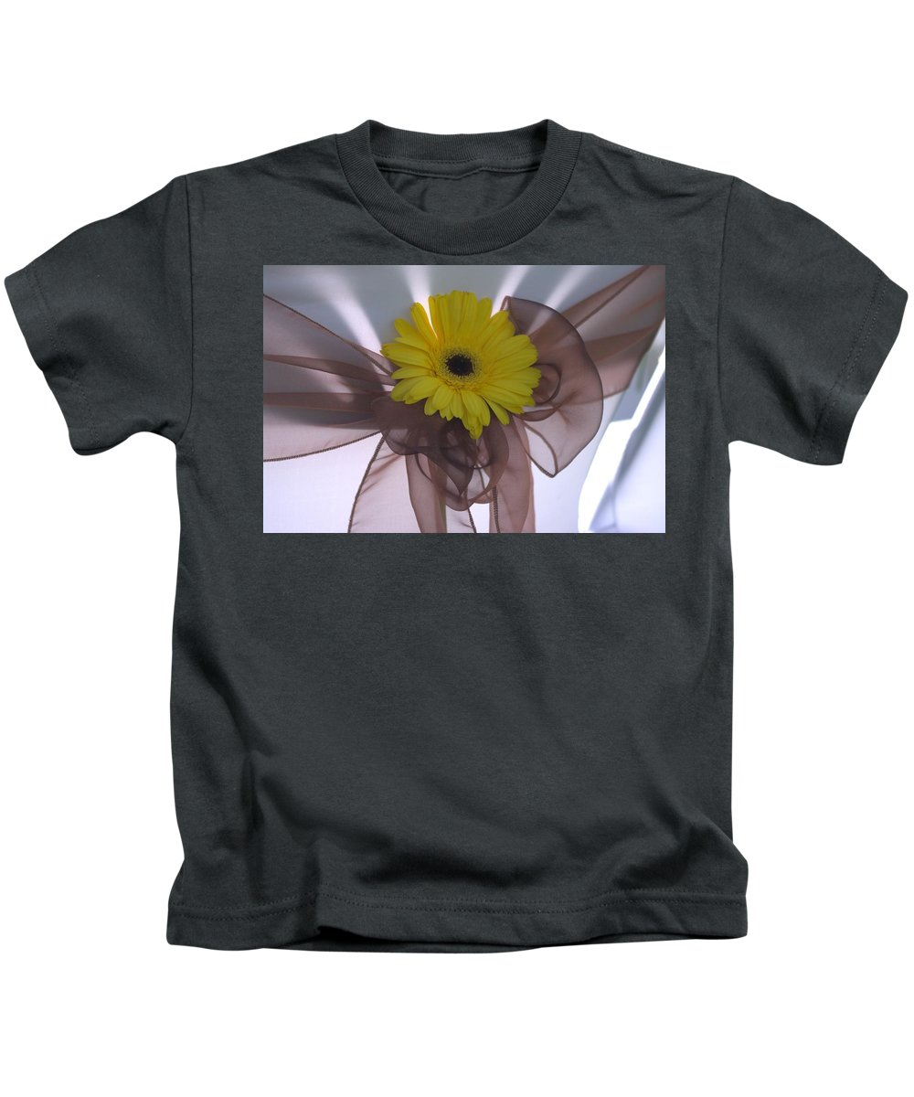 Kids T-Shirt featuring the photograph T And T 5 by John Greaves