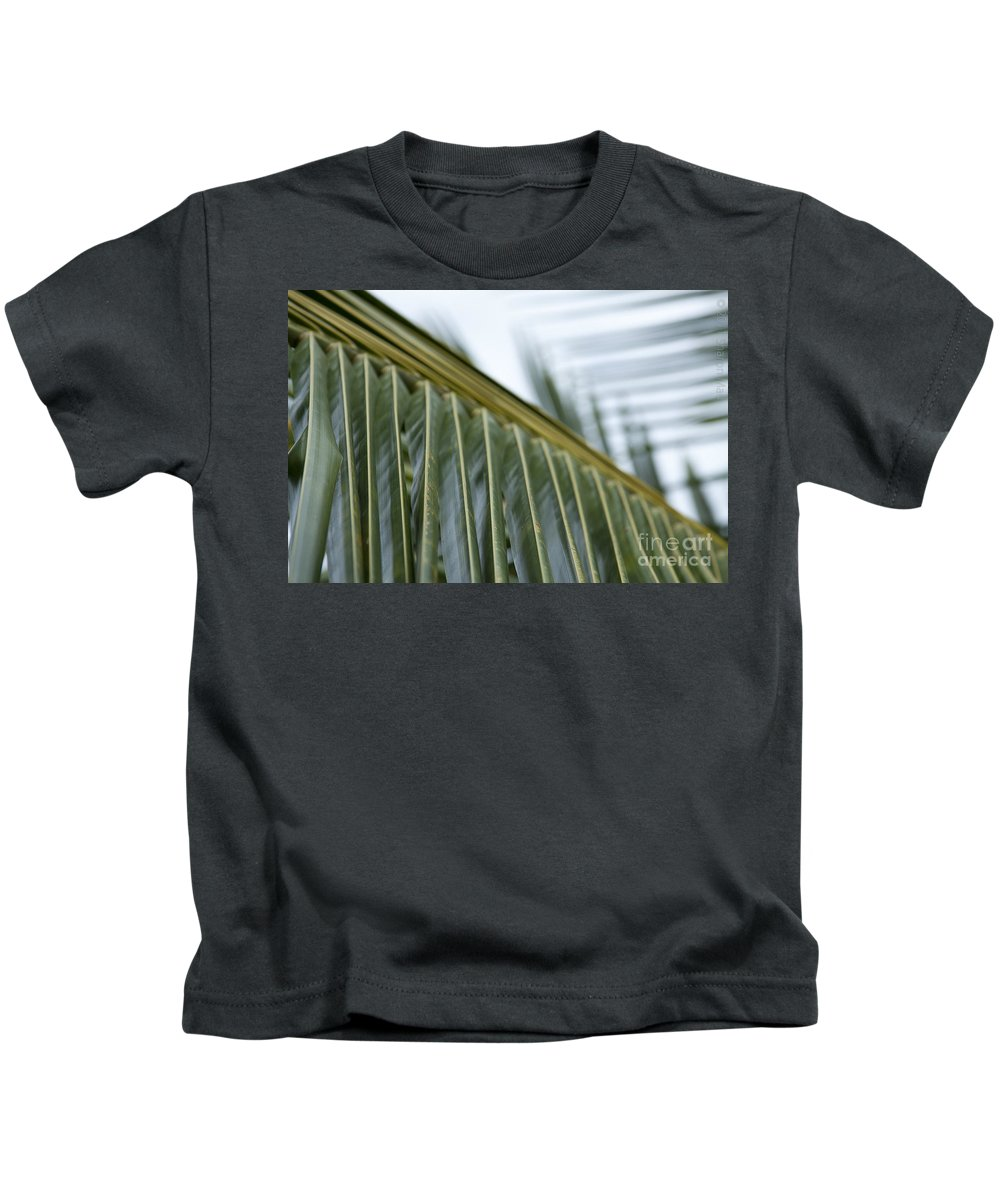 Aloha Kids T-Shirt featuring the photograph The Vision by Sharon Mau
