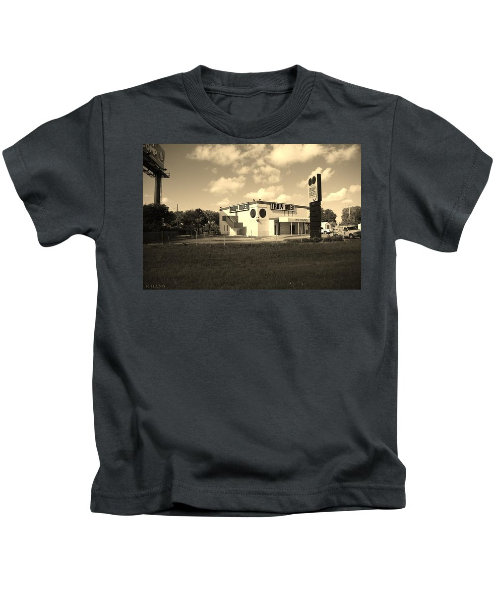 Rat Kids T-Shirt featuring the photograph Truly Nolen by Rob Hans