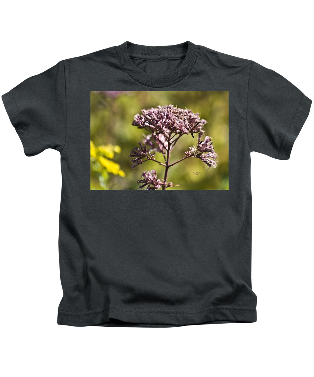 Flower Kids T-Shirt featuring the photograph Wildflower by Trish Tritz
