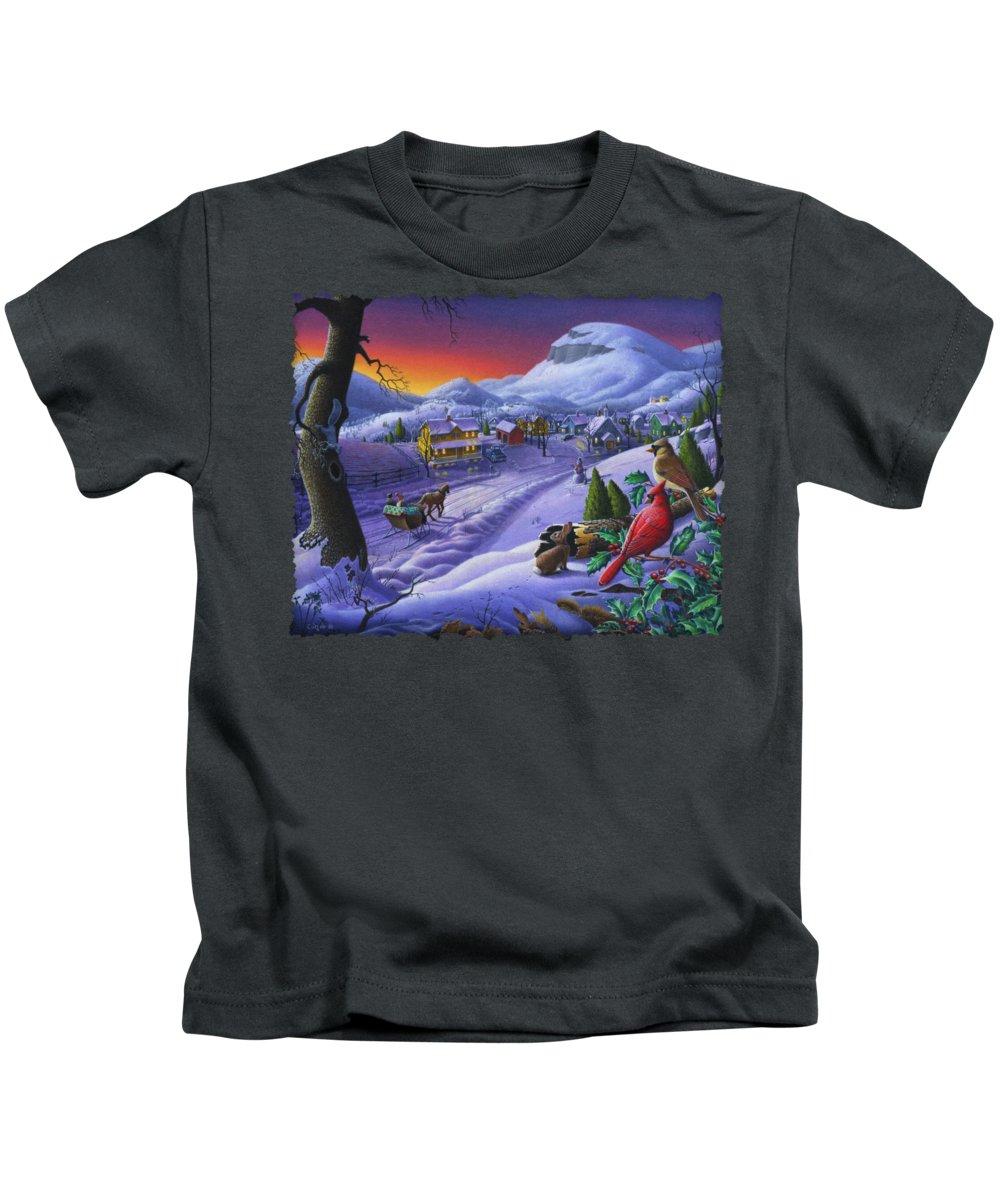 Town Kids T-Shirts