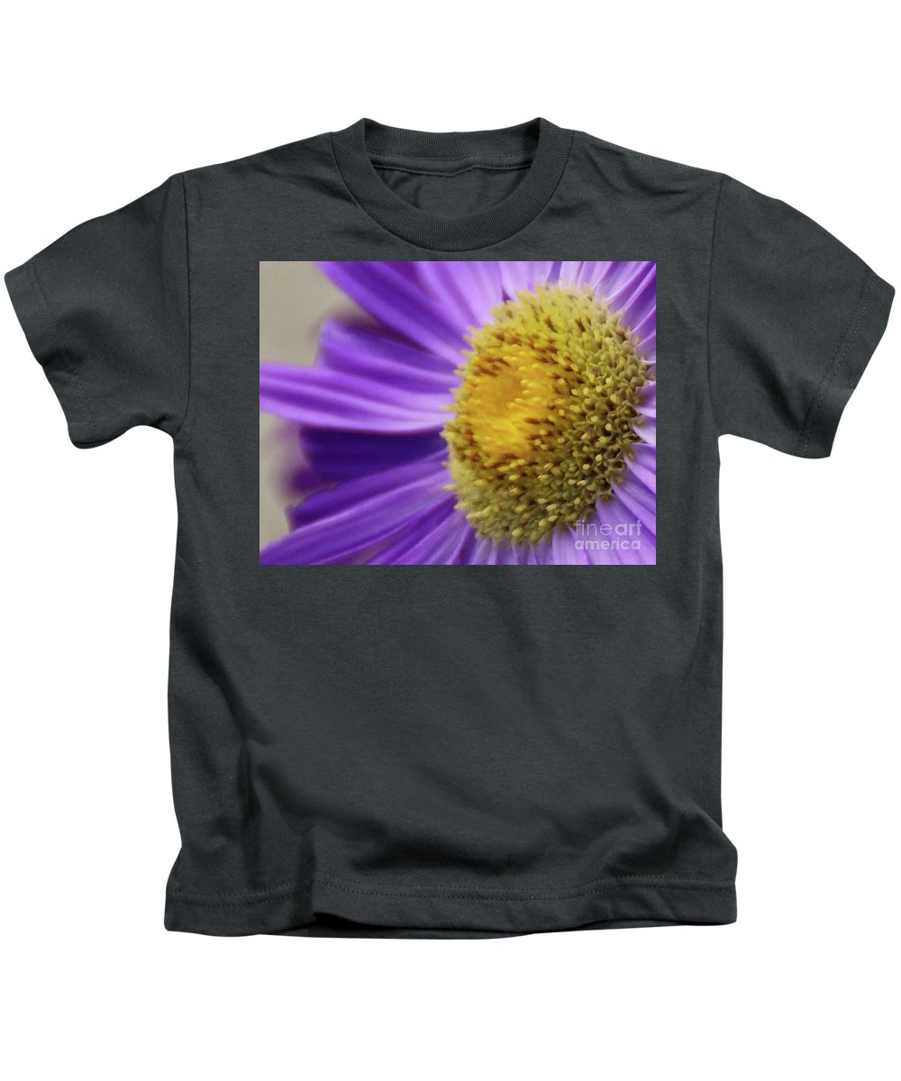 Flower Kids T-Shirt featuring the photograph Springtime by Linda Shafer