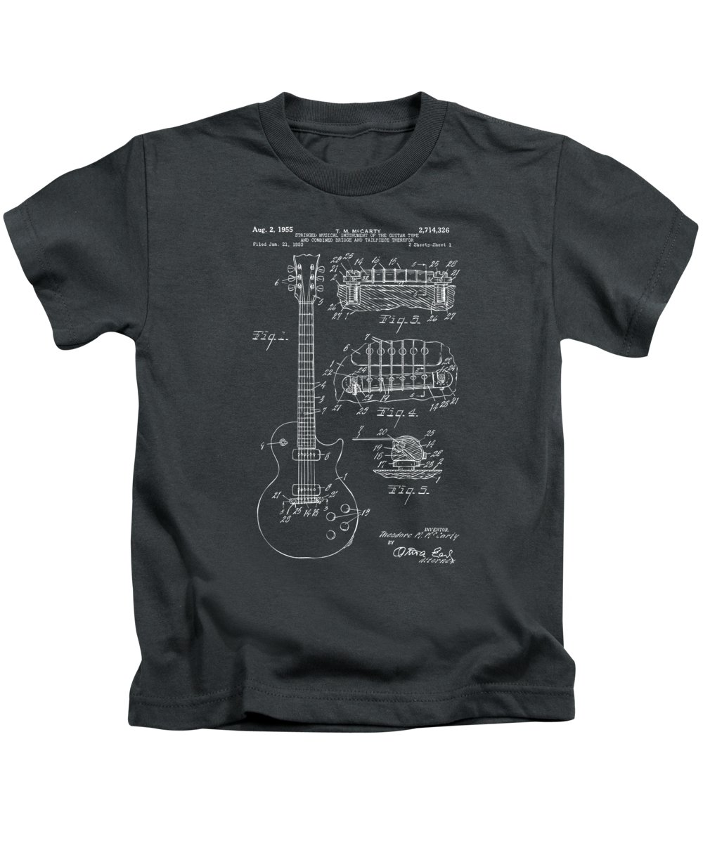 Inventor Digital Art Kids T-Shirts