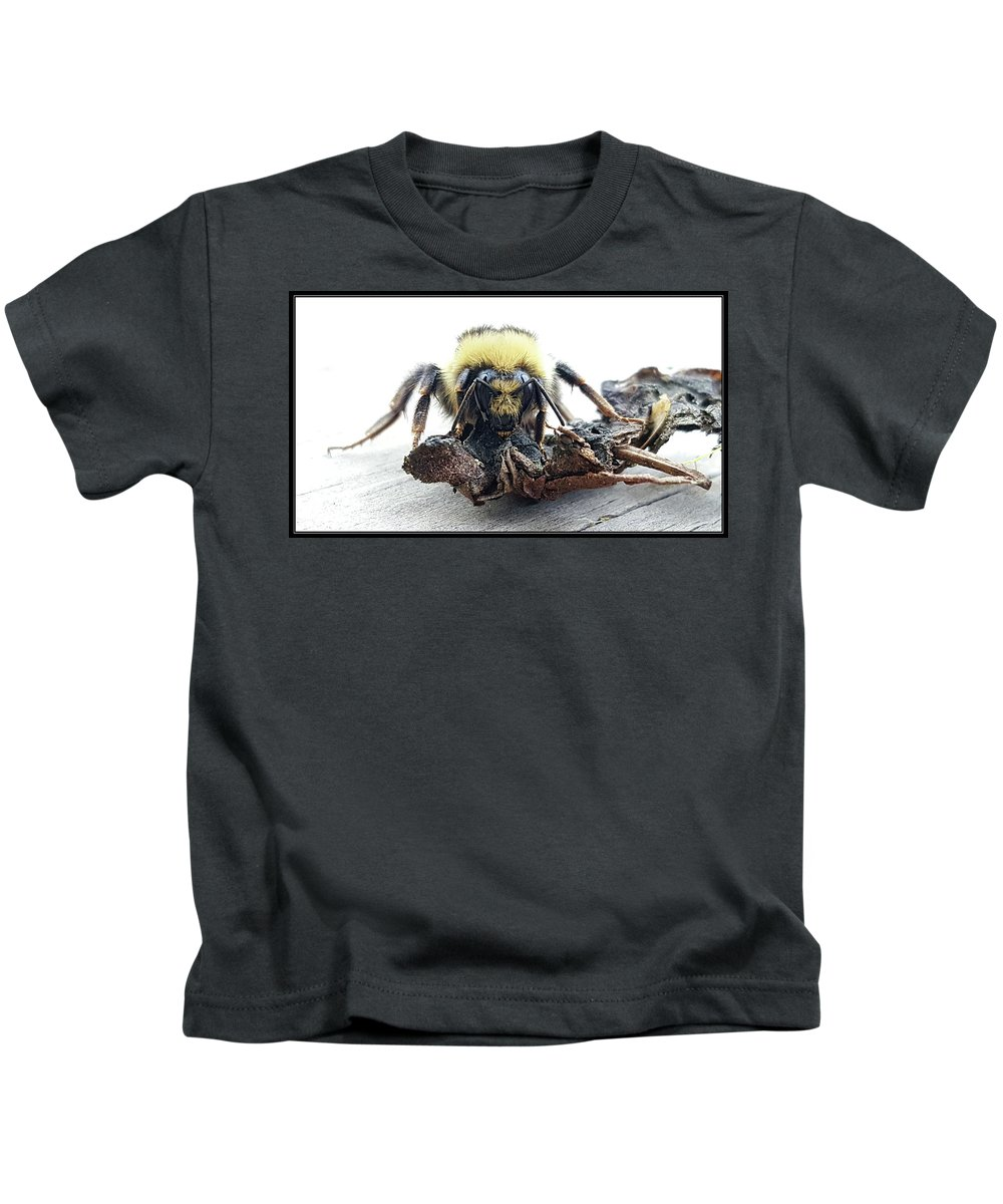 Kids T-Shirt featuring the photograph 28 by J and j Imagery