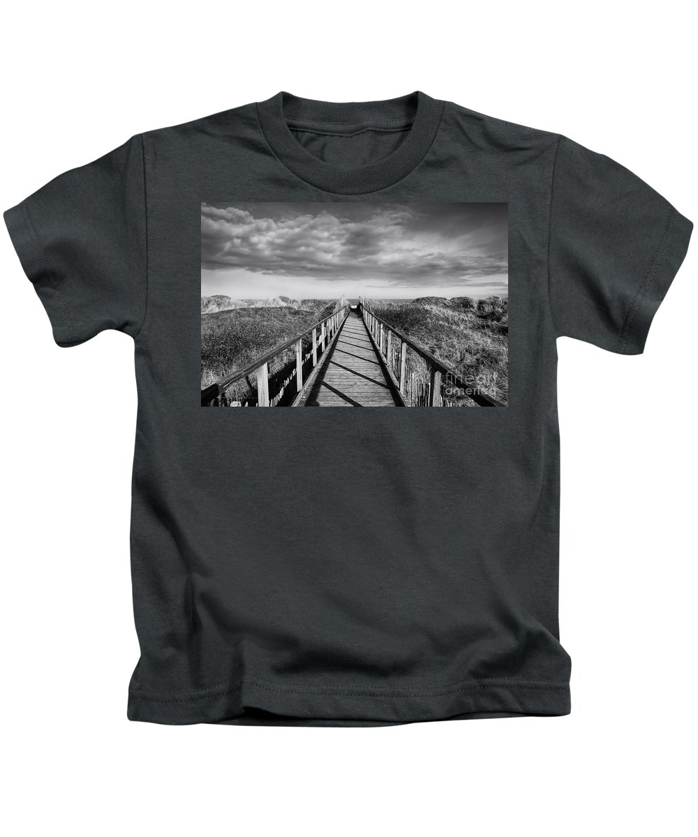 St Andrews Kids T-Shirt featuring the photograph St Andrews by Smart Aviation