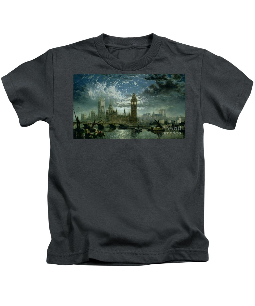 Westminster Abbey Kids T-Shirts