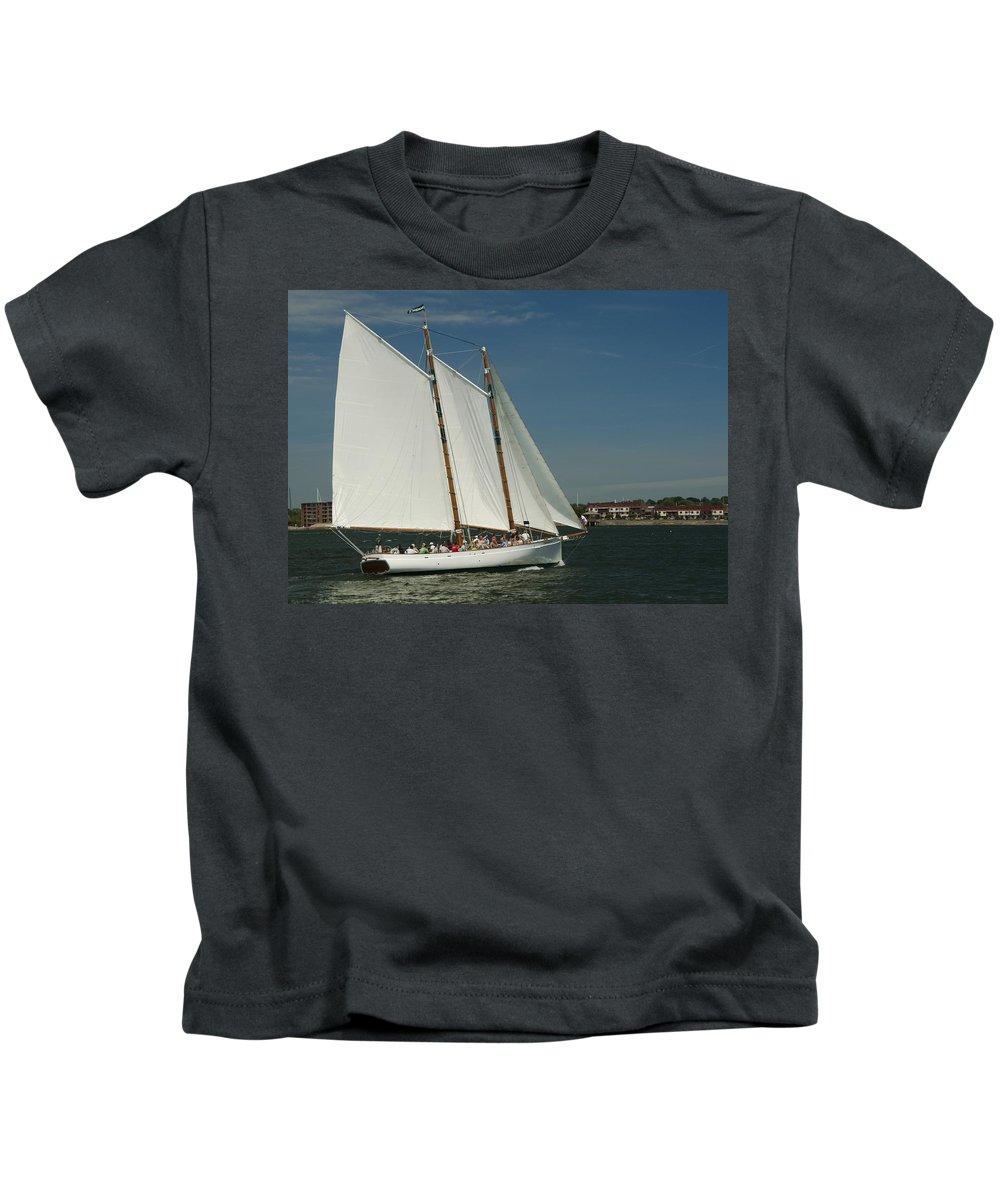 Adirondack Kids T-Shirt featuring the photograph Adirondack II by Steven Natanson