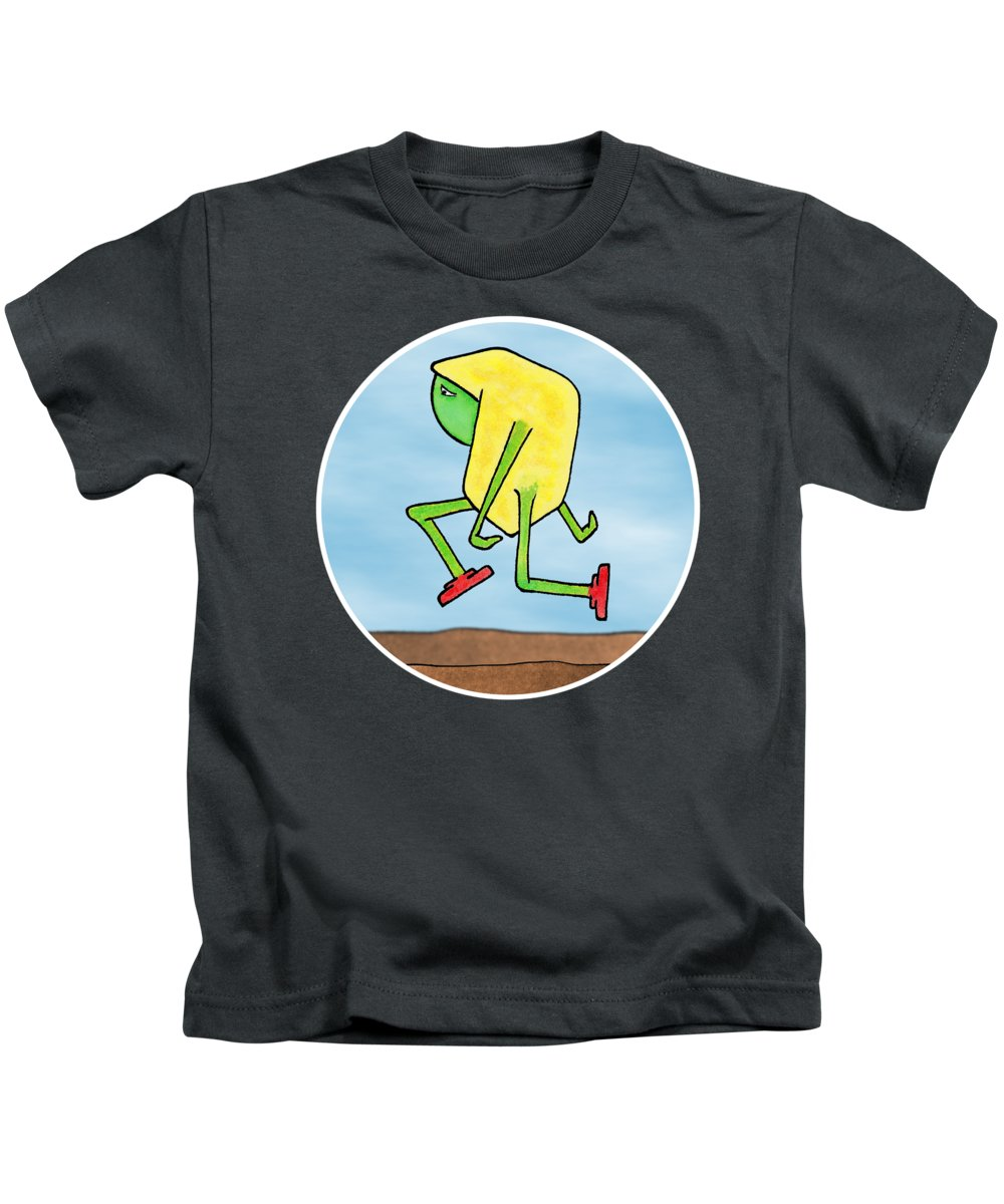 Childrens Illustration Drawings Kids T-Shirts