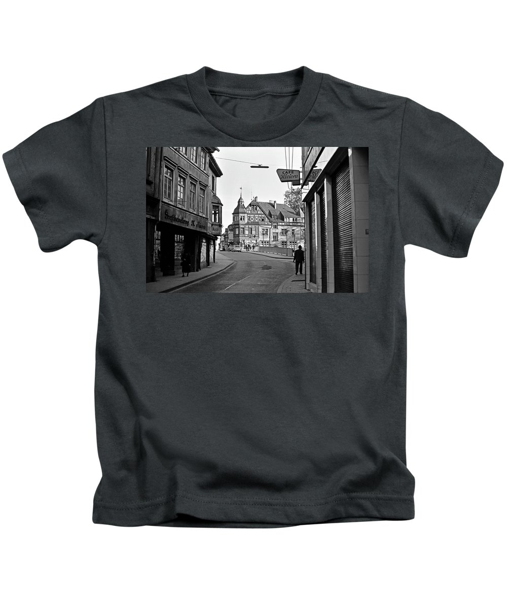 Germany Kids T-Shirt featuring the photograph Bad Kreuznach15 by Lee Santa