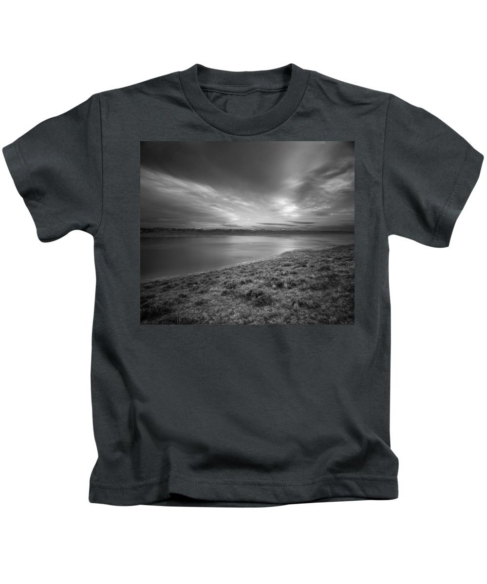 Bear Lake Kids T-Shirt featuring the photograph Bear Lake by Leland D Howard