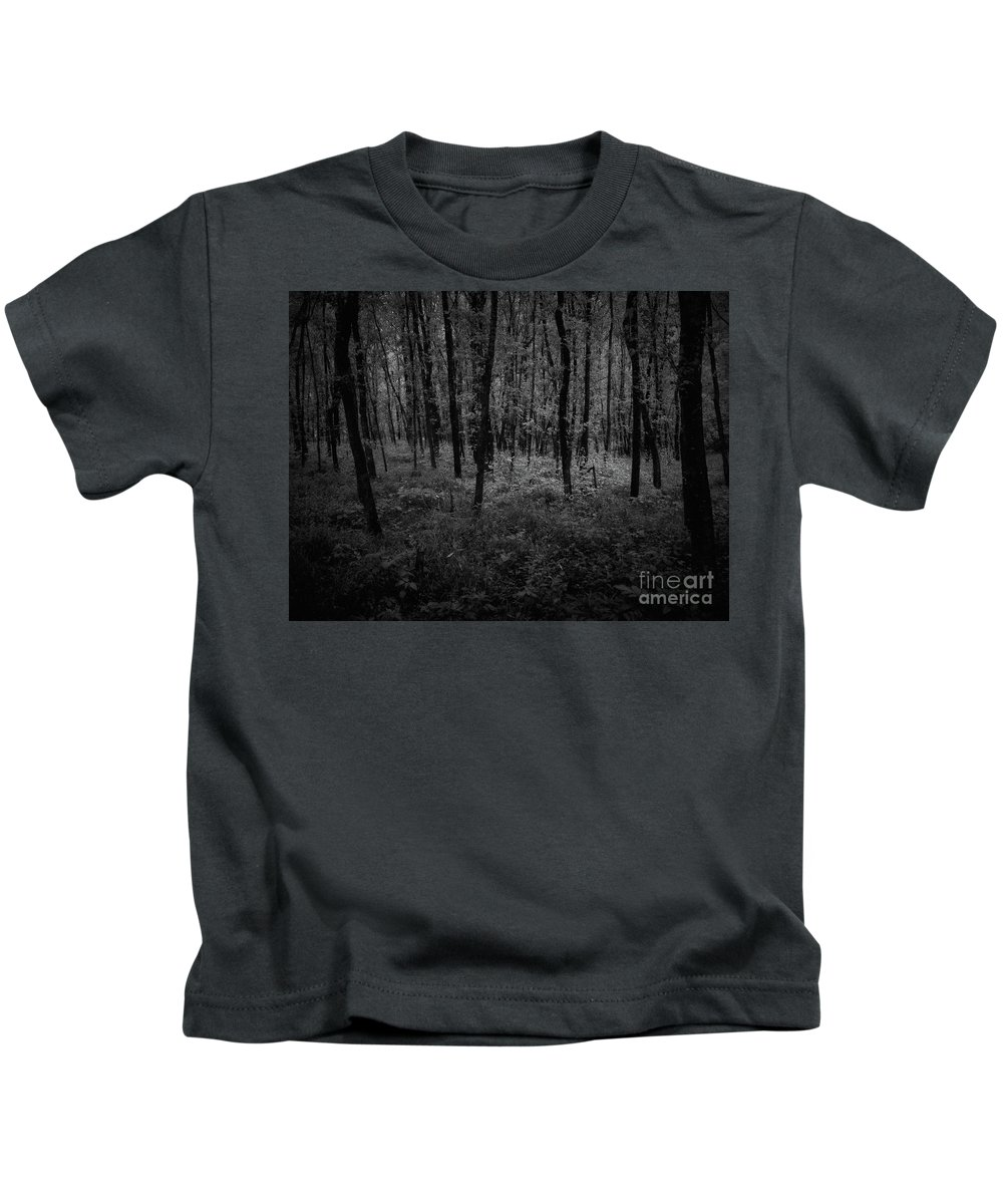 Trees Kids T-Shirt featuring the photograph Beautiful Trees by Stanton Tubb